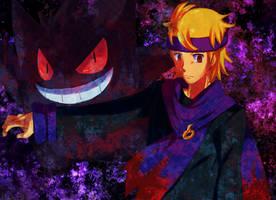 Ghost leader by RocketHaruka