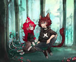 [TK Prompt] Forest Date