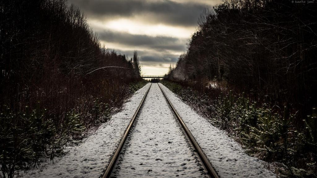 Railroads by Maizzi