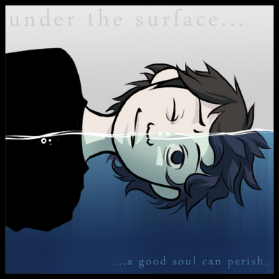 Under the Surface by KinpatsuYasha