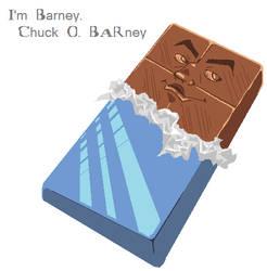 Mr. Chocolate bar by KinpatsuYasha