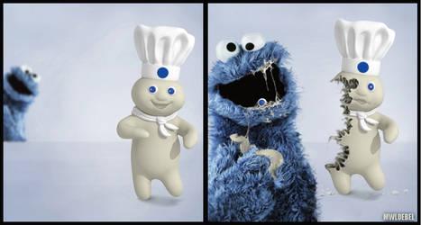 Cookie vs Dough