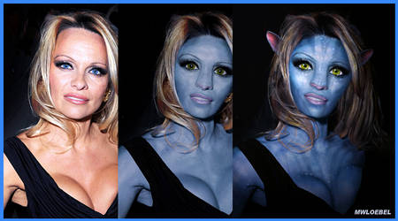 Pamela Anderson Avatar
