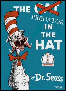Predator In The Hat