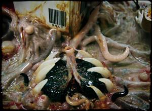Black Goo Lung Mutation  / Making Ugly