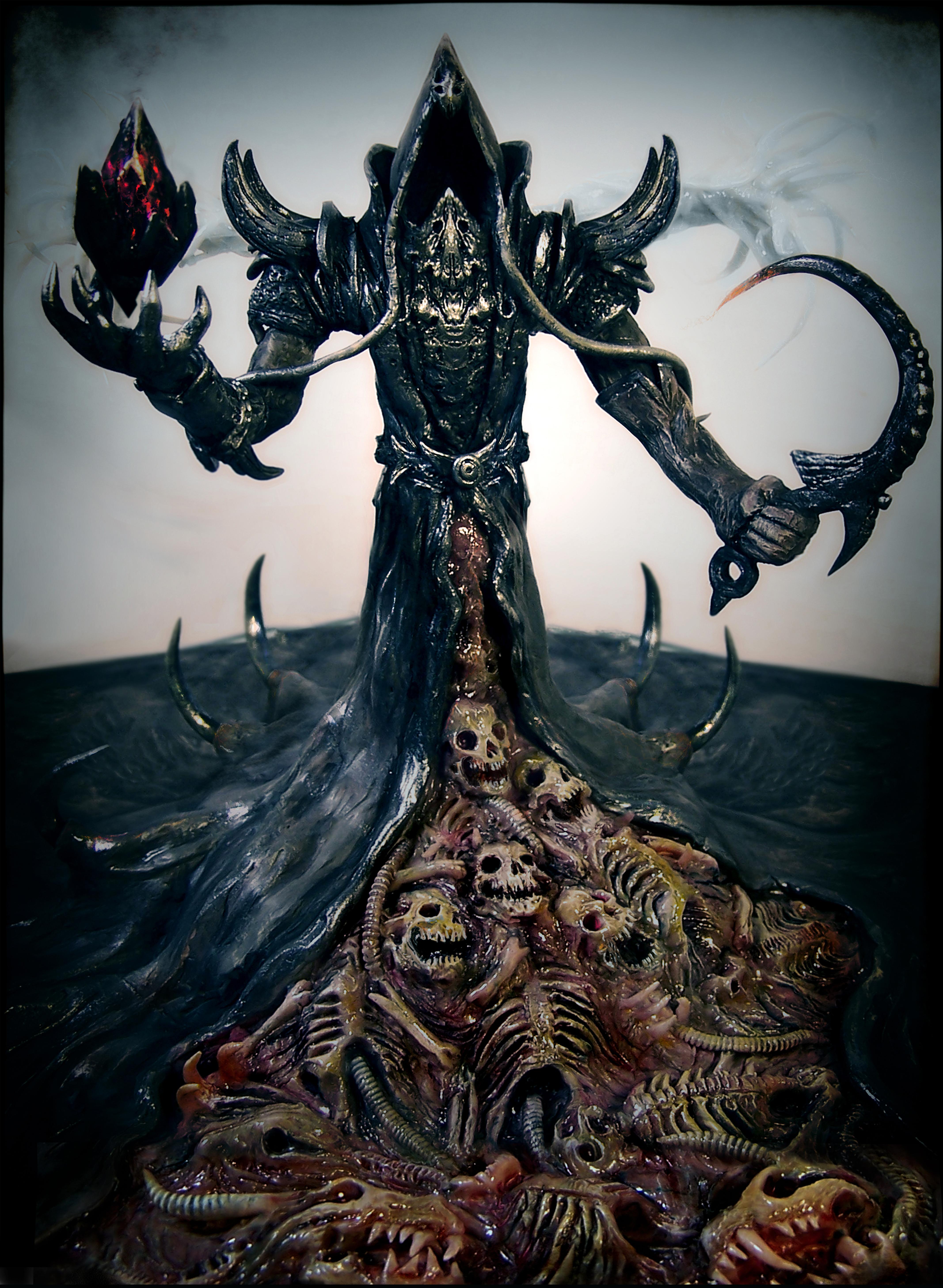 Diablo III / Inner Darkness by MorgansMutations