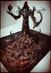 Diablo III  / Soul Sucker by MorgansMutations
