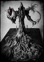 The Black Soulstone / Diablo III by MorgansMutations