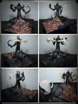 Maltheal sculpture 360 / Diablo III contest by MorgansMutations