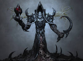 Reaper of Souls /  Maltheal Maquette
