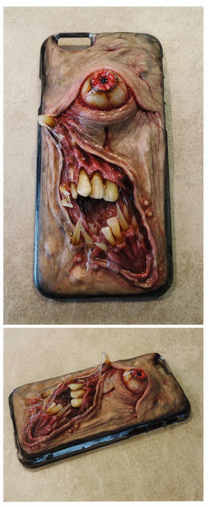 Iphone6 case commission done!