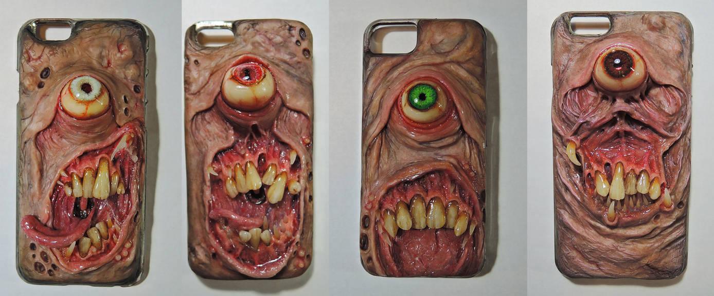 Custom iPhone cases 6-5/5s by MorgansMutations