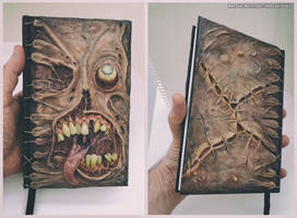 Necronomicon Journal by MorgansMutations