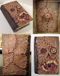 Necronomicon storage book/box 3/11/2015
