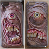 Ugly Mug iPhone 6 Case by MorgansMutations