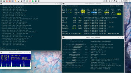 Fedora 30 Beta 2019/04/10 - KDE Plasma 5.15.2