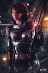 Shepard- Mass Effect