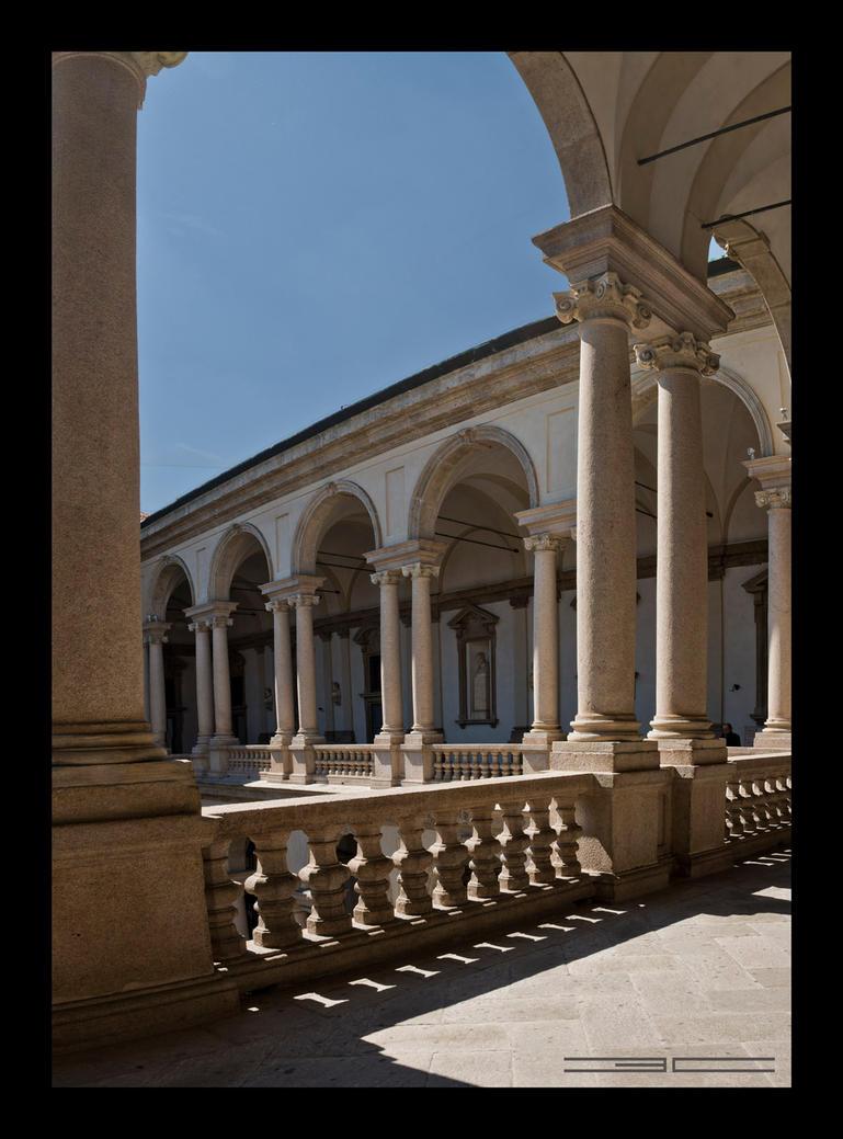 Accademia delle belle arti brera i by emilio casini on for Belle arti milano brera