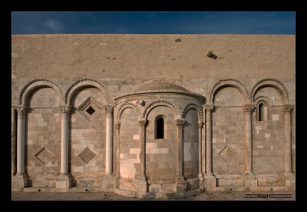Santa Maria di Siponto II by Emilio-Casini