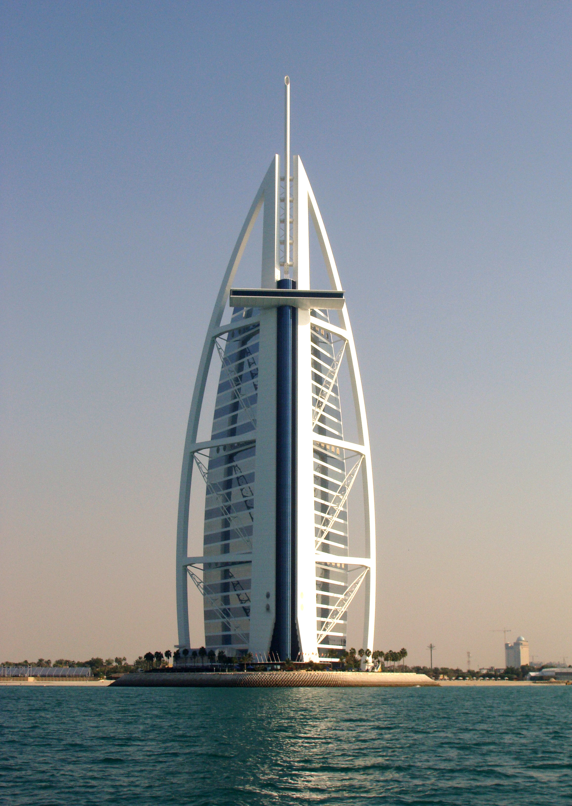 Burj al arab by ellis jay on deviantart Burj al arab architecture