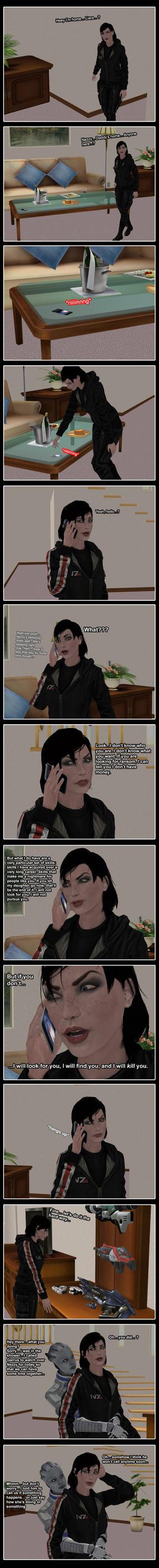 Mass Effect: Taken by Yuri-World-Ruler