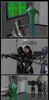 Mass Effect - Racism