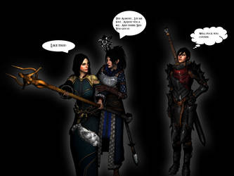 The Amell bloodline by Yuri-World-Ruler