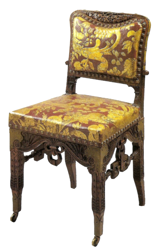 Gold and maroon antique chair by jinifur ... - Gold And Maroon Antique Chair By Jinifur On DeviantArt
