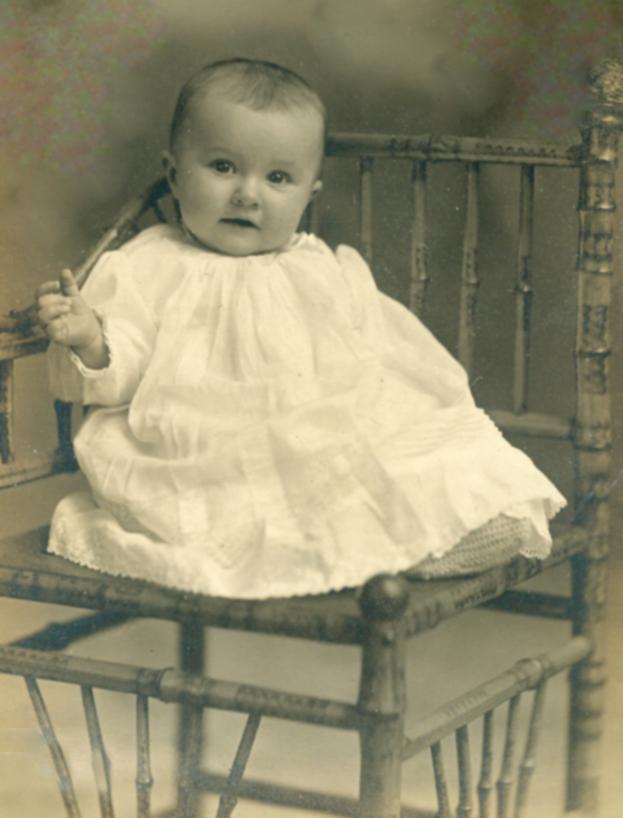 Vintage Baby Photo 5