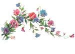 Floral branch element