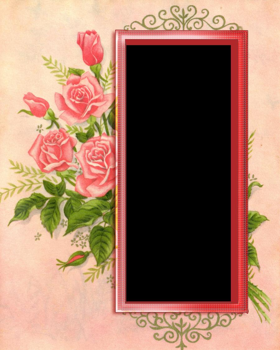 Rose card element by jinifur on DeviantArt