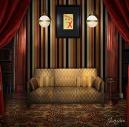 VIP Room by jinifur