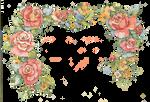 Jinifur Border Roses