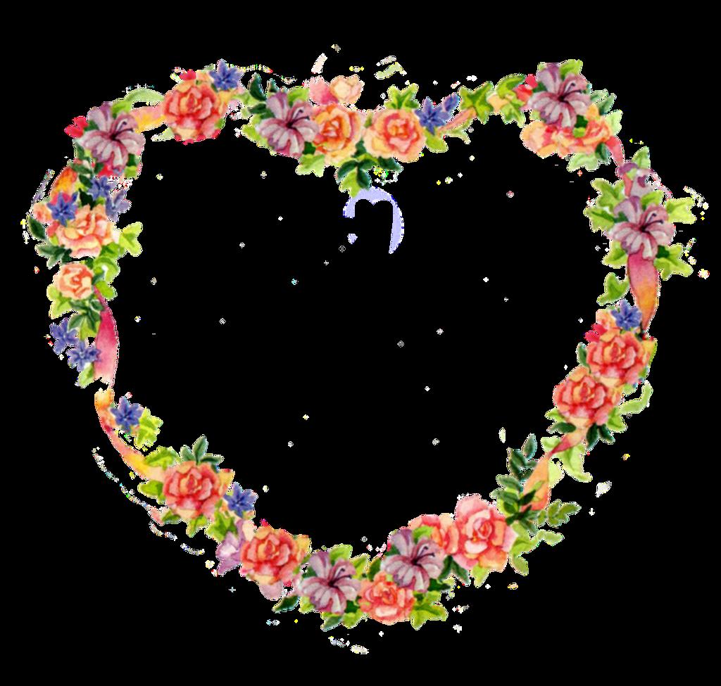 Jinifur Flower Heart by jinifur on DeviantArt