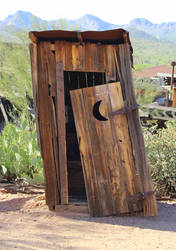 Outhouse stock