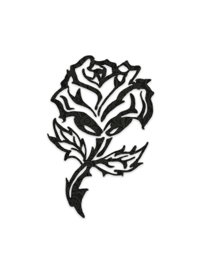 Jinifur Drawn Rose by jinifur on DeviantArt