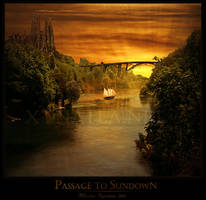 Passage to Sundown by Dhuaine