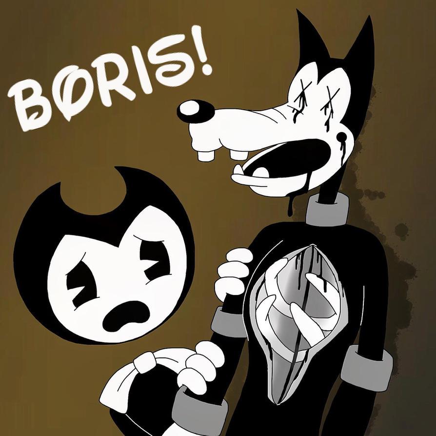 Bendy And The Ink Machine By Fantoondigital On Deviantart