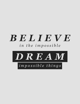 Id 2015 - Believe, dream