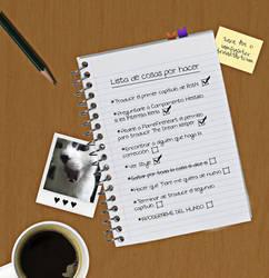 Lista de cosas por hacer - To Do List