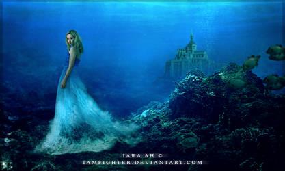 La Antigua Princesa del Mar by IamFighter