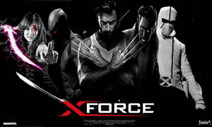 X-Force version 2 poster