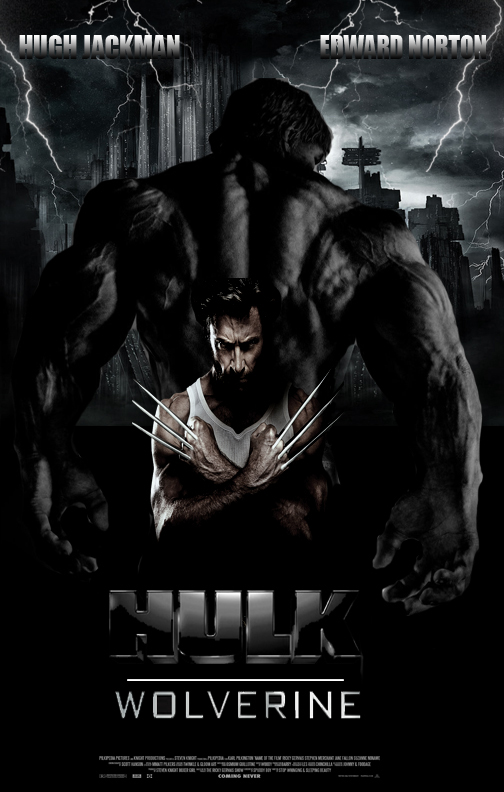 HulK and Wolverine Updated Version by IGMAN51