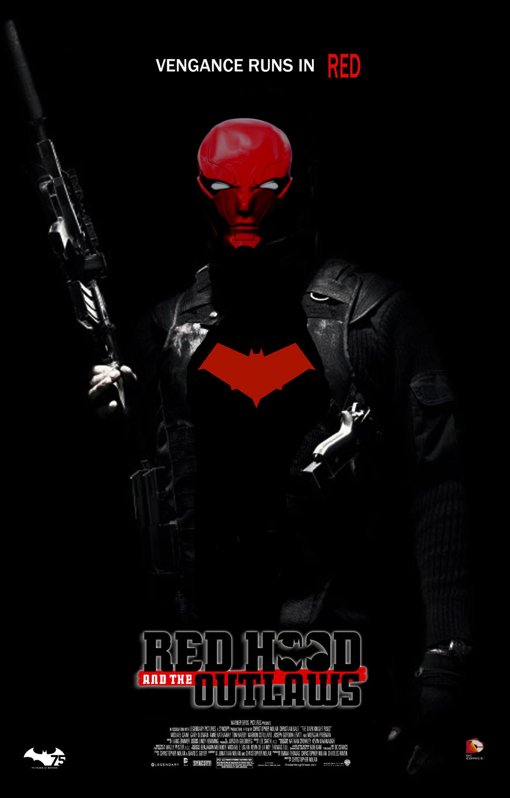 red hood and the outlaws live action by igman51 on deviantart