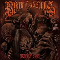 Black Acid Souls - Deadly Sins COVER