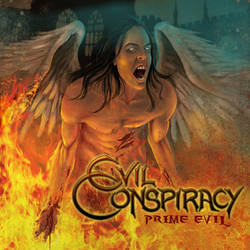 Evil Conspiracy cover