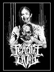 Fear the Living shirt 2 by AllThingsRotten