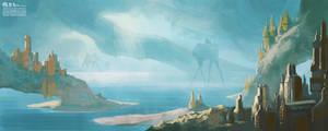 Dreamscape Concept by ZOOLAX