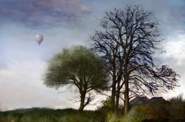balloon by kresbicky