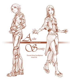Ardin and Serenity